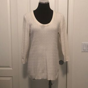 Gap sweater sz L.